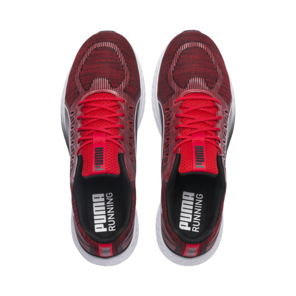 SPEED SUTAMINA Running Shoes, High Risk Red-Puma Black, large