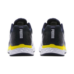 Thumbnail 3 of SPEED SUTAMINA Running Shoes, Peacoat-Blazing Yellow-White, medium