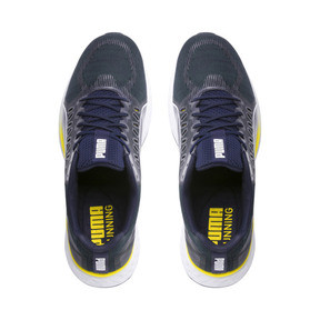 Thumbnail 6 of SPEED SUTAMINA Running Shoes, Peacoat-Blazing Yellow-White, medium