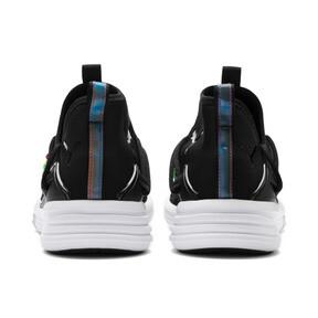 Thumbnail 4 of Mantra HEATMAP Men's Training Shoes, Puma Black-Puma White, medium