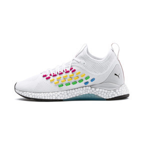 Thumbnail 1 of FUSEFIT HEATMAP Women's Running Shoes, Puma White-Glacier Gray, medium