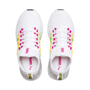 Thumbnail 6 of FUSEFIT HEATMAP Women's Running Shoes, Puma White-Glacier Gray, medium