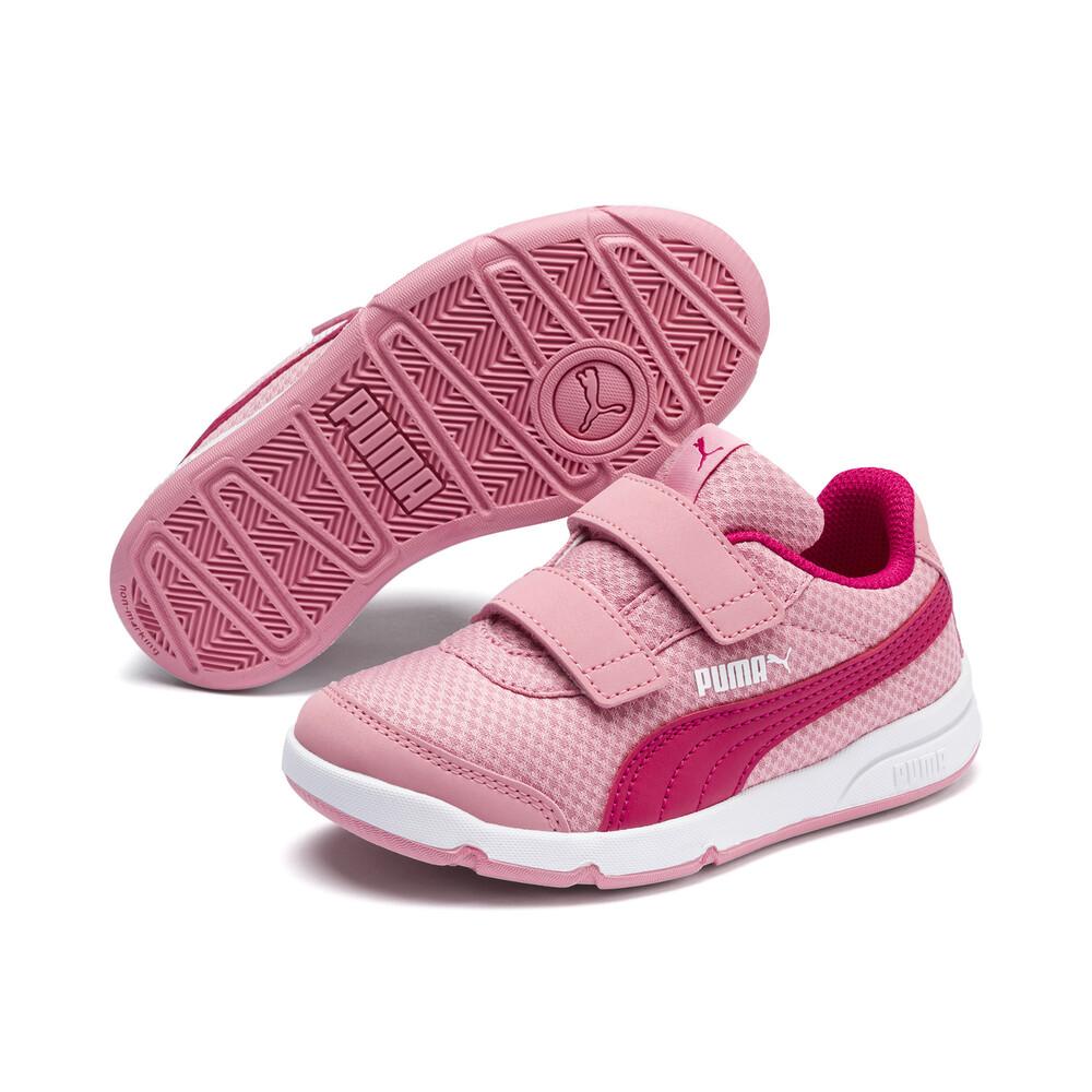 Görüntü Puma Stepfleex 2 Mesh Bantlı Çocuk Ayakkabı #2