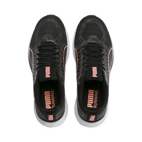 Thumbnail 6 of Speed Sutamina Women's Running Shoes, Puma Black-Gray-Peach, medium