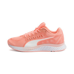 Thumbnail 1 of Speed Sutamina Women's Running Shoes, Bright Peach-Peach Bud-White, medium