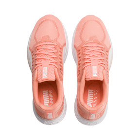 Thumbnail 6 of Speed Sutamina Women's Running Shoes, Bright Peach-Peach Bud-White, medium