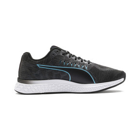 Thumbnail 6 of Speed Sutamina Women's Running Shoes, Black-Milky Blue-Pink Alert, medium