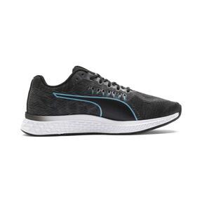 Miniatura 6 de Zapatos para correr SPEED Sutamina para mujer, Black-Milky Blue-Pink Alert, mediano