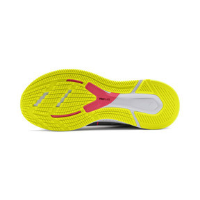 Thumbnail 5 of Speed Sutamina Women's Running Shoes, Quarry-Yellow Alert-Pink, medium