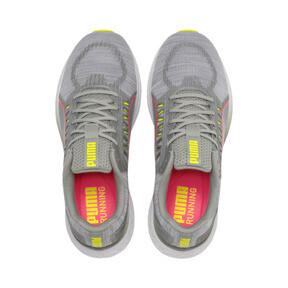 Thumbnail 7 of SPEED Sutamina Women's Running Shoes, Quarry-Yellow Alert-Pink, medium