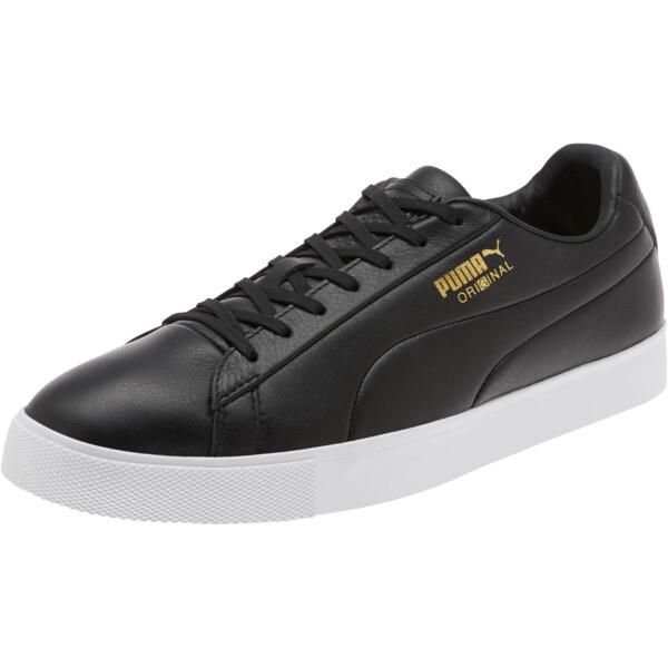 PUMA OG Men's Golf Shoes, Black-Black, large