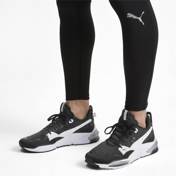 Zapatillas de training LQDCELL Optic, Puma Black-Puma White, grande