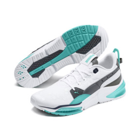 Thumbnail 3 van LQDCELL Optic trainingsschoenen, Puma White-blauw turquoise, medium
