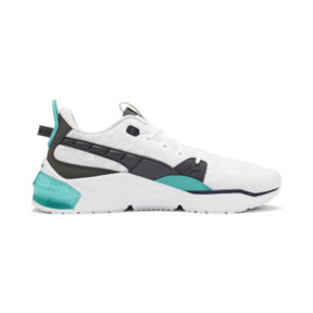 Thumbnail 6 van LQDCELL Optic trainingsschoenen, Puma White-blauw turquoise, medium