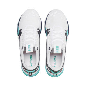 Thumbnail 7 van LQDCELL Optic trainingsschoenen, Puma White-blauw turquoise, medium