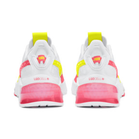 Thumbnail 4 of LQDCELL Optic Trainingsschuhe, Puma White-Y Alert-Pin Alert, medium