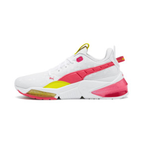 Thumbnail 1 of LQDCELL Optic Trainingsschuhe, Puma White-Y Alert-Pin Alert, medium