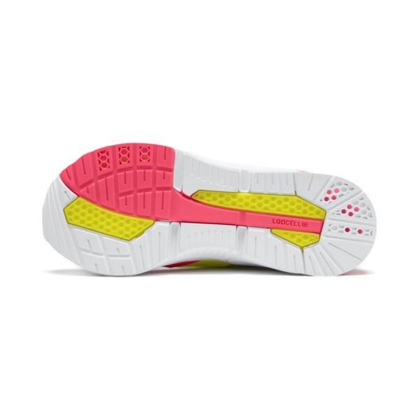 Zapatillas de training LQDCELL Optic, Puma White-Y Alert-Pin Alert, grande