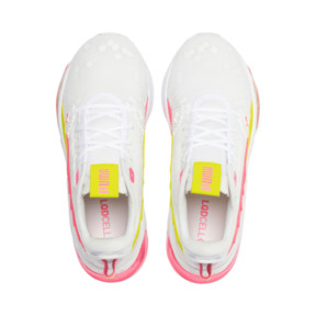 Thumbnail 7 of LQDCELL Optic Trainingsschuhe, Puma White-Y Alert-Pin Alert, medium