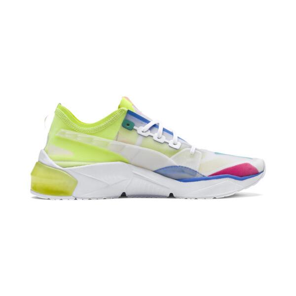 LQDCELL Optic Sheer Men's Training Shoes, Puma White, large