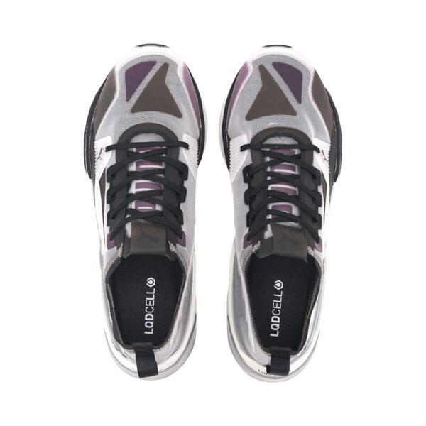 LQDCELL オプティック シアー, Gray Violet-Puma Black, large-JPN