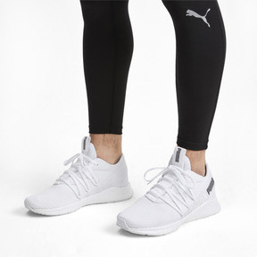 Thumbnail 3 of NRGY Star Running Shoes, Puma White-CASTLEROCK, medium