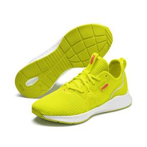 Thumbnail 2 of NRGY Star Femme Women's Running Shoes, Yellow Alert-Pink Alert, medium