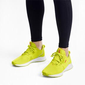 Thumbnail 3 of NRGY Star Femme Women's Running Shoes, Yellow Alert-Pink Alert, medium
