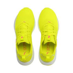 Thumbnail 7 of NRGY Star Femme Women's Running Shoes, Yellow Alert-Pink Alert, medium