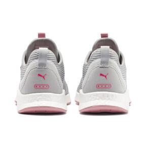 Thumbnail 4 of NRGY Star Femme Women's Running Shoes, Glacier Gray-Pink-White, medium