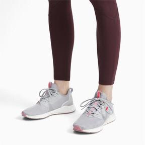 Thumbnail 3 of NRGY Star Femme Women's Running Shoes, Glacier Gray-Pink-White, medium