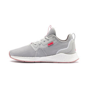 Thumbnail 1 of NRGY Star Femme Women's Running Shoes, Glacier Gray-Pink-White, medium