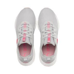 Thumbnail 7 of NRGY Star Femme Women's Running Shoes, Glacier Gray-Pink-White, medium
