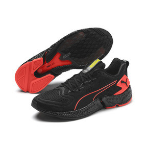 Thumbnail 3 of SPEED Orbiter Men's Running Shoes, Black-Nrgy Red-Yellow, medium