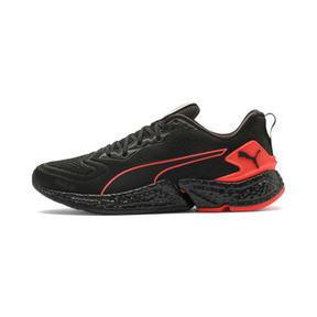Thumbnail 1 of SPEED Orbiter Men's Running Shoes, Black-Nrgy Red-Yellow, medium
