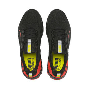 Thumbnail 7 of SPEED Orbiter Men's Running Shoes, Black-Nrgy Red-Yellow, medium