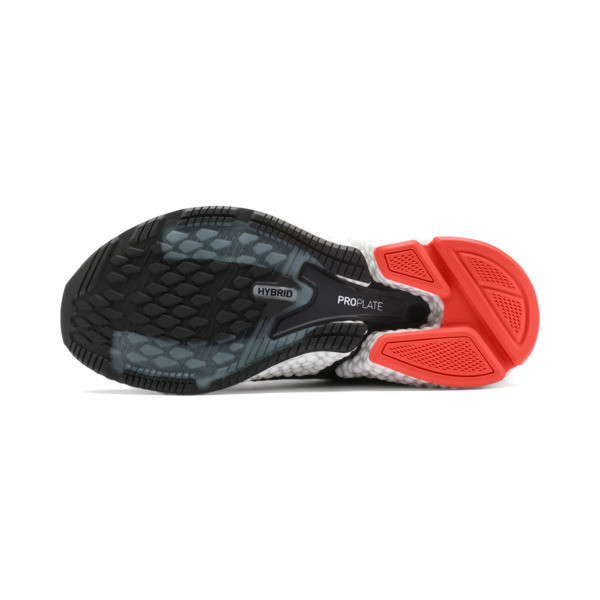 Chaussure de course HYBRI D SPEED Orbiter pour femme, Black-Red-Milky Blue-White, large