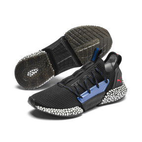 Thumbnail 3 of HYBRID Rocket Aero Men's Running Shoes, Puma Black-Galaxy Blue, medium