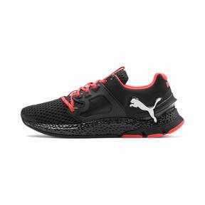 Thumbnail 1 of HYBRID Sky Men's Running Shoes, Black-White-Nrgy Red, medium