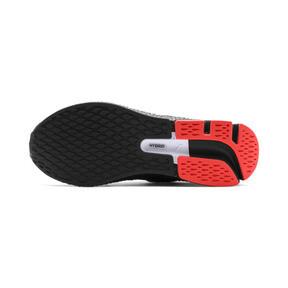 Thumbnail 5 of HYBRID Sky Men's Running Shoes, Black-White-Nrgy Red, medium