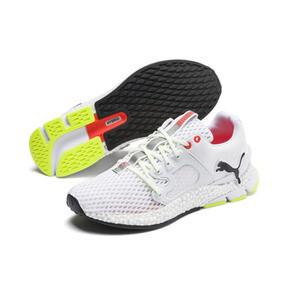 Miniatura 3 de Zapatos para correr HYBRID Sky para hombre, White-Black-Nrgy Red, mediano