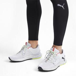 Miniatura 2 de Zapatos para correr HYBRID Sky para hombre, White-Black-Nrgy Red, mediano
