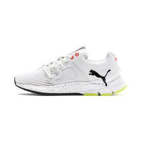 Miniatura 1 de Zapatos para correr HYBRID Sky para hombre, White-Black-Nrgy Red, mediano