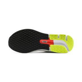 Miniatura 5 de Zapatos para correr HYBRID Sky para hombre, White-Black-Nrgy Red, mediano