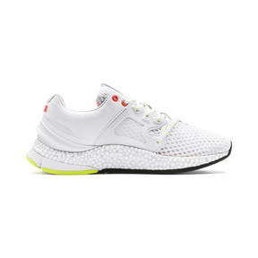 Thumbnail 6 of HYBRID Sky Men's Running Shoes, White-Black-Nrgy Red, medium