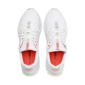 Miniatura 7 de Zapatos para correr HYBRID Sky para hombre, White-Black-Nrgy Red, mediano