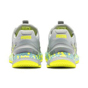 Thumbnail 4 of HYBRID Sky Women's Running Shoes, Quarry-Yellow Alert, medium
