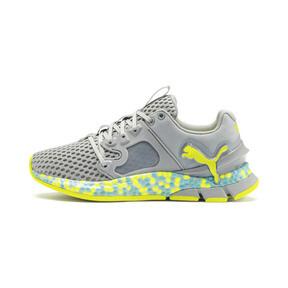 Thumbnail 1 of HYBRID Sky Women's Running Shoes, Quarry-Yellow Alert, medium