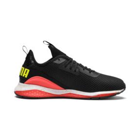 Miniatura 6 de Zapatos de entrenamiento CELL Descend Weave para hombre, Black-Nrgy Red-Yellow Alert, mediano