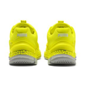 Thumbnail 5 of HYBRID Sky Lights Men's Running Shoes, Yellow Alert-Puma Silver, medium